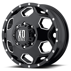 22x8.3 XD Series by KMC BATALLION  8x170.00 -111 XD81522887398N