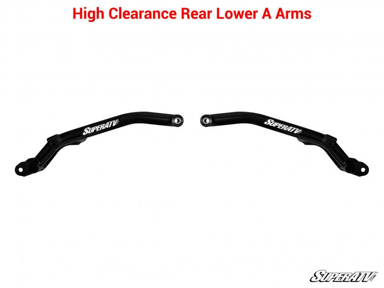 Yamaha Wolverine High Clearance Rear Lower A-Arms