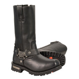 Men's 11 Inch Classic Harness Square Toe Boot MBM131