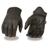 Men's Full Finger Leather Gloves MG7510