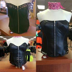 Women's Corsets Available in Store