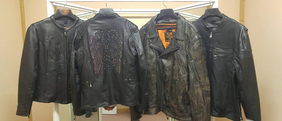 Women's & Mens Jackets Available in Store