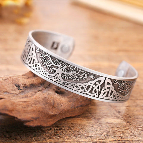 Yggdrasil Bangle