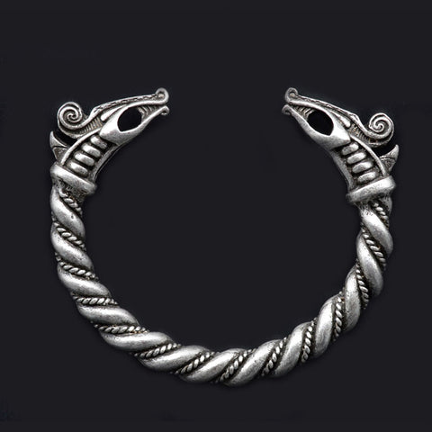 Norse Dragons Bangle