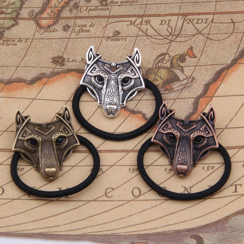 Norse Wolf Hairband