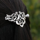 Celtic Knot Hairpin