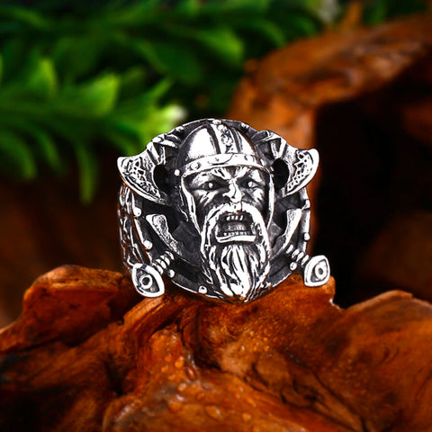 Norse Warrior Ring
