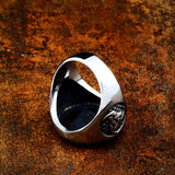 Triple Horn of Odin Ring