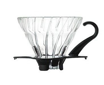 Hario V60-01 Glass Black