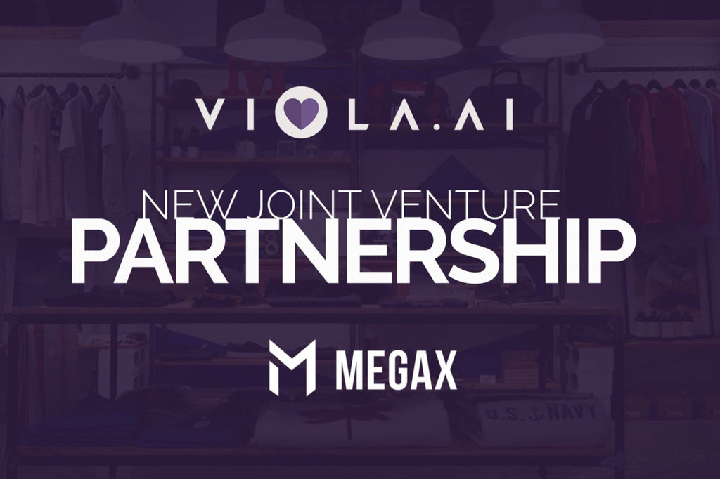 Viola.AI Partners with MegaX to Build AI-Driven Worldwide Shopping Experience
