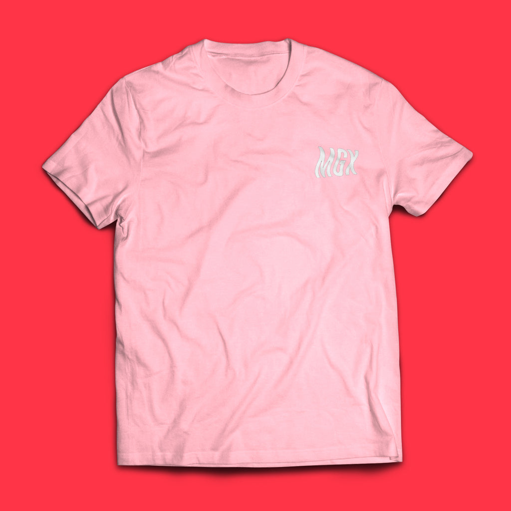 To The Moon Tee (Pink)