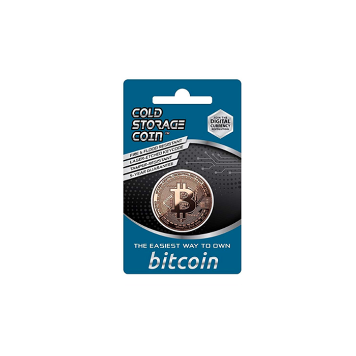 Bitcoin Cold Storage Coin