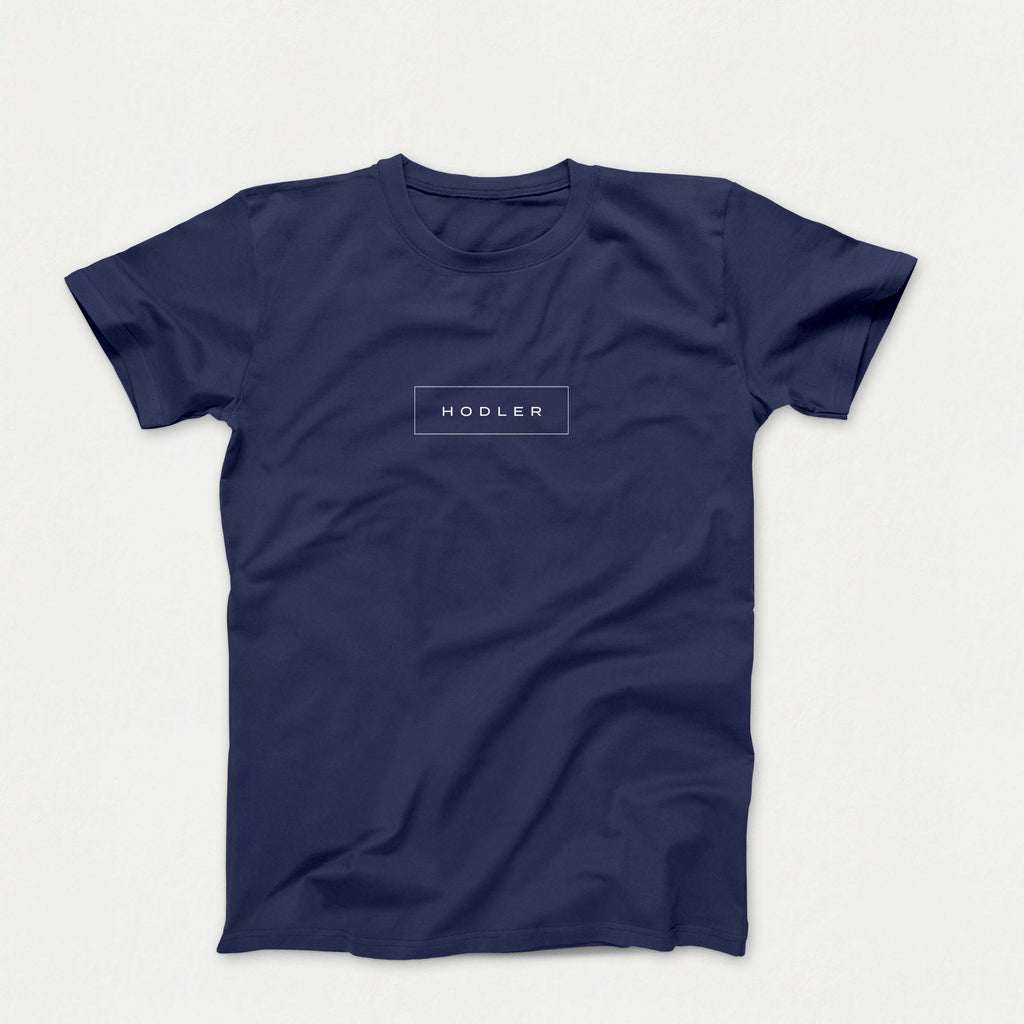 'Hodler' T-Shirt (Navy)