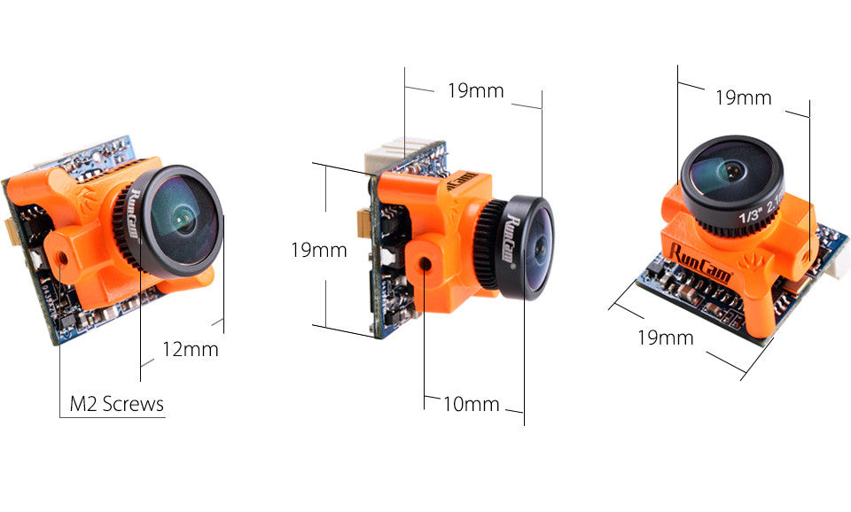 Runcam Micro Swift CCD
