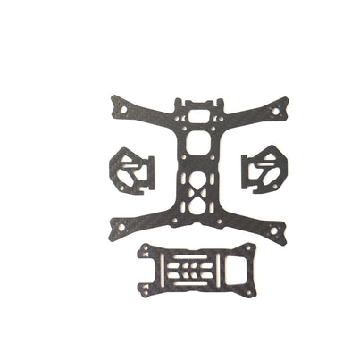 AirBlade Intrepid V2 Replacement Bottom Plate 2.5 inch AirBlade UAV