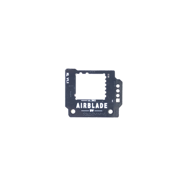 AirBlade Whitenoise 20x20 Mounting Board for Crossfire Nano + Unify VTX AirBlade UAV