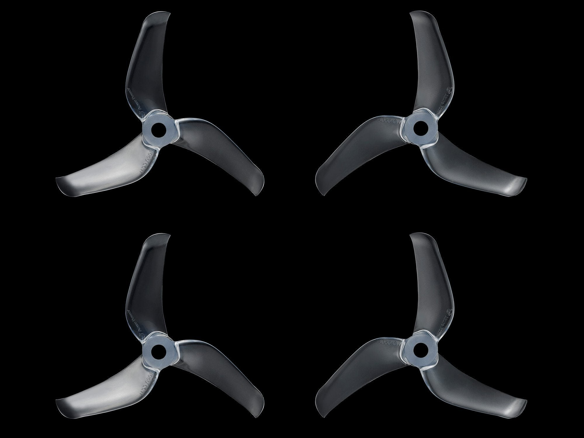 Azure Power 3060 - 3 Blade Prop (Set of 4) Azure Power