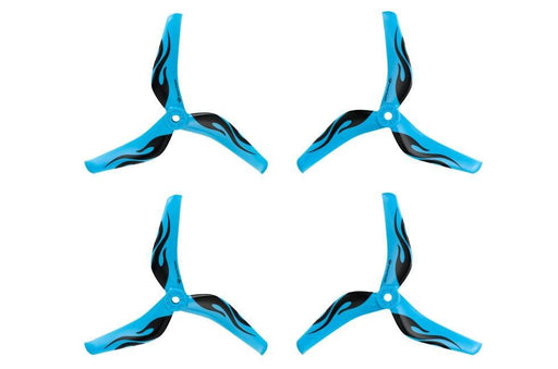 Azure Power 5150 - 3 Blade Propeller (Set of 4) Azure Power