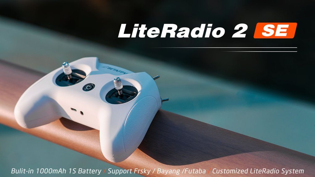 BetaFPV LiteRadio 2 SE Radio Controller for Beginners (Mode 2) BetaFPV