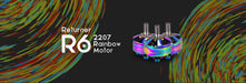 BrotherHobby Returner R6 2207 Brushless Motor Brotherhobby