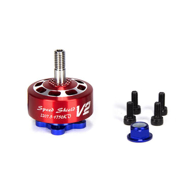 BrotherHobby Speed Shield 2207.5 V2 Brushless Motor Brotherhobby