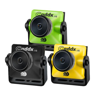 Caddx Turbo Micro SDR2 FPV Camera 2.1mm Lens 4:3/16:9 and NTSC/PAL Switchable CADDX