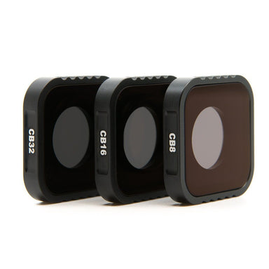 Camera Butter GoPro Hero 9 ND Filter Set Twist-On Multi Pack Camera Butter