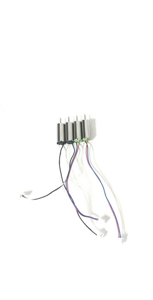 CL-0615-17 coreless motor for Inductrix™/Nano QX™/Whoopie (insanely fast) - Set of 4 motors (2xCW & 2xCCW) Chaoli