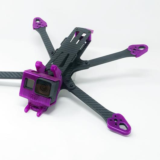 FR7 7 Inch Long Range Frame - 3D Printed Accessories Set AirBlade UAV