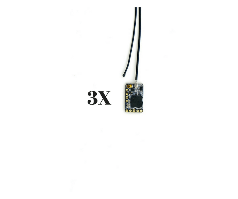FrSky R9 Mini 900MHz receiver (non-EU) 3X Bundle FrSky