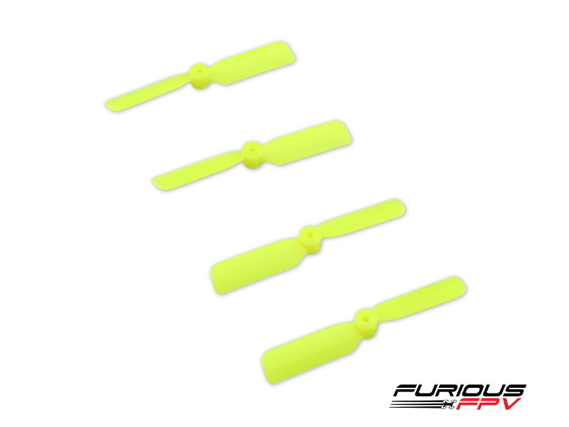 Furious FPV 45mm 2-Blade Propeller (4cw & 4ccw) FuriousFPV