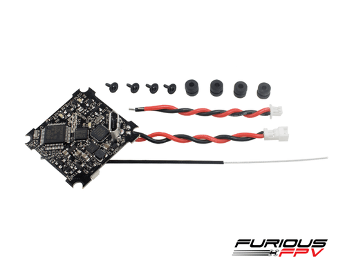 Furious FPV AcroWhoop V2 Mini F3 Brushed Flight Controller for Inductrix/Whoopie FuriousFPV