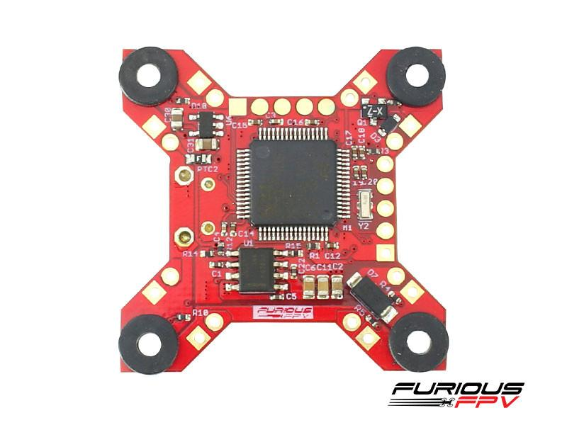 Furious FPV FORTINI F4 32Khz 16MB Black Box Flight Controller FuriousFPV