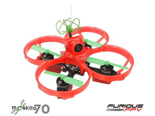 Furious FPV Moskito 70 (FrSky RX) - The Perfect Whoop FuriousFPV
