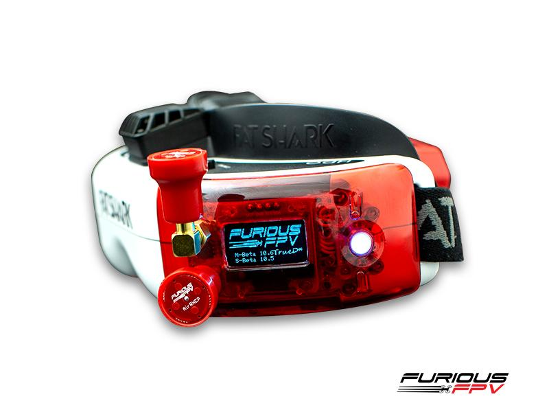 Furious FPV True-D X Diversity Receiver System (for FatShark Dominators) FuriousFPV