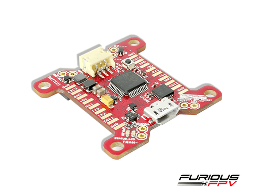 FuriousFPV RADIANCE Flight Controller - DSHOT600 Version FuriousFPV