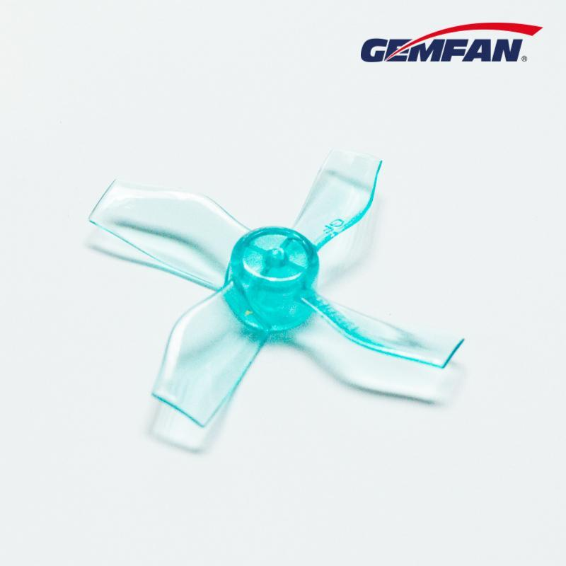 Gemfan 1220-4 31mm Micro Whoop Props - 0.8mm Shaft Gemfan