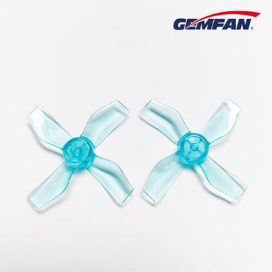 Gemfan 1220-4 31mm Micro Whoop Props - 1mm Shaft Gemfan