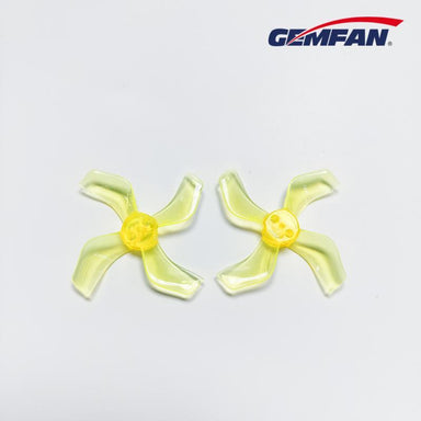 Gemfan 1636-4 40mm Micro Whoop Props - 1.5mm Shaft Gemfan