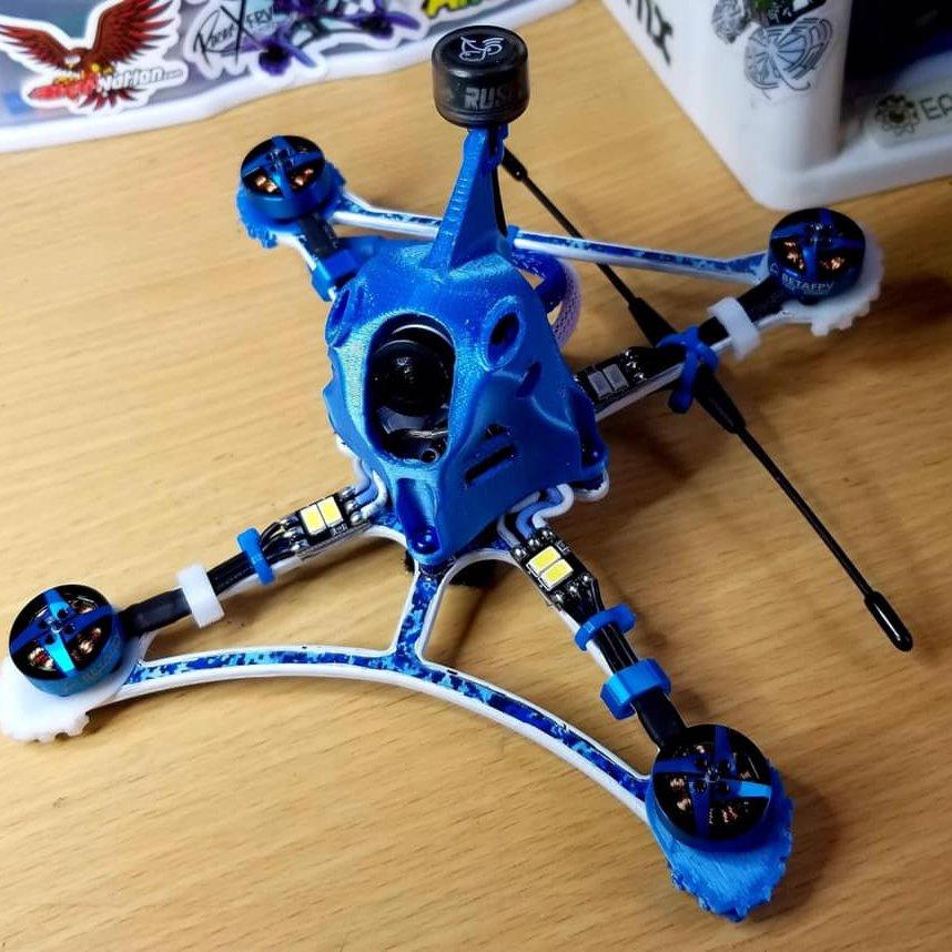 HD Canopy for TWIG XL, Mutant 4 and ET5 RacerXFPV