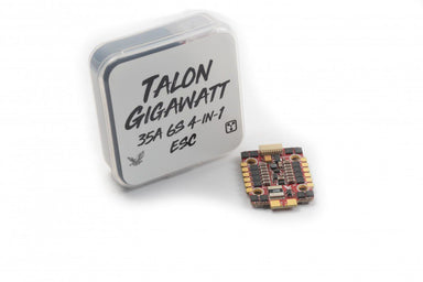 Heli-Nation Talon F7 and Gigawatt 20x20 Combo BrainFPV