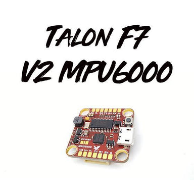 Heli Nation Talon F7 V2 MPU6000 20x20 Flight Controller Heli-Nation