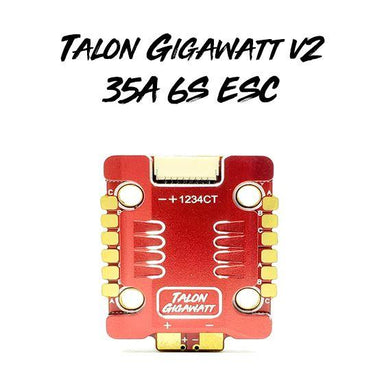 Heli Nation Talon Gigawatt V2 4in1 35A 6S 20x20 ESC Heli-Nation
