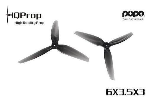 HQProp 6x3.5x3 PC Propeller (Set of 4) HQProp