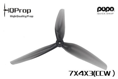HQProp 7x4x3 DP Propeller (Set of 4) HQProp