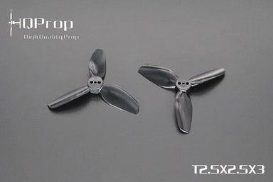 HQProp DP T2.5X2.5X3 PC Propeller (Set of 4) HQProp