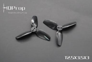 HQProp DP T2.5X3.5X3 PC Propeller (Set of 4) HQProp