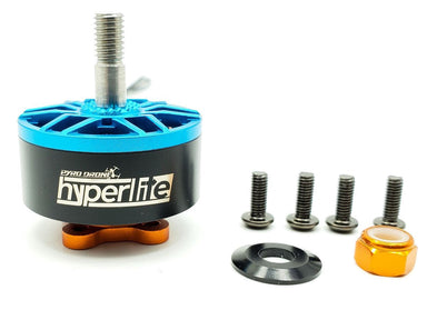 HyperLite 2408.5 Team Edition Brushless Motor Pyrodrone