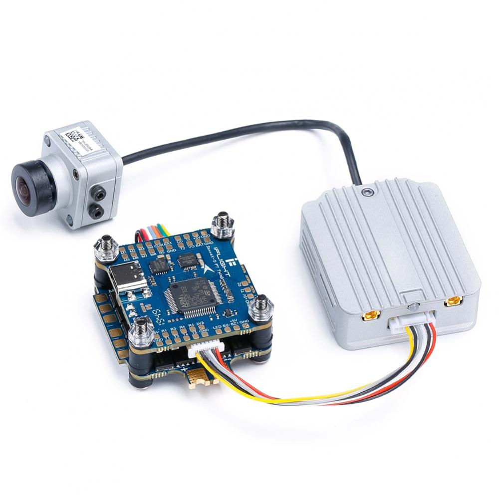 iFlight SucceX-D F7 + 50A ESC Stack for DJI HD System iFlight