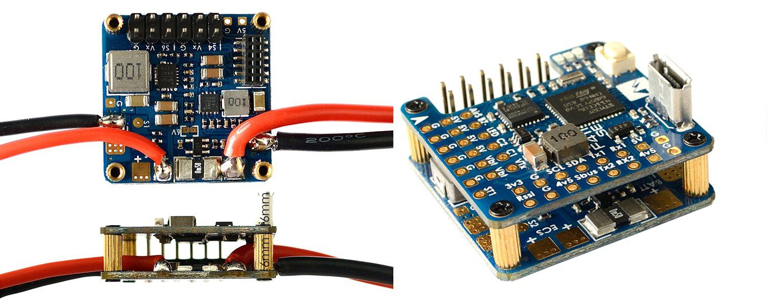 Details about  /Matek Sys Flight Controller F411-WSE Wing Flight Controller